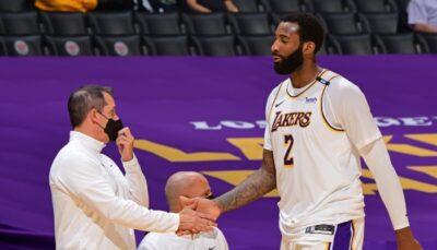 NBA – La réponse cash de Frank Vogel sur l'avenir d'Andre Drummond à LA
