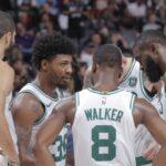 NBA – Les 2 joueurs majeurs des Celtics qui pourraient sauter cet été !