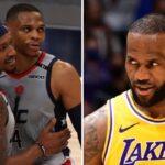 NBA – Westbrook était le plan B des Lakers, les plans A et C révélés