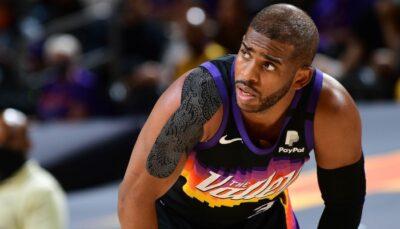 NBA – Chris Paul signe un énorme contrat avec les Suns… jusqu'à ses 40 ans !