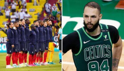 NBA – Le constat cruel mais vrai d'Evan Fournier sur l'équipe de France