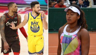 NBA – Dame, Curry, Ja : les stars s'insurgent devant le scandale Naomi Osaka