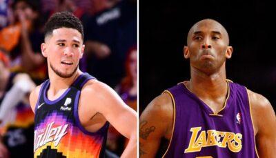 NBA – Booker refuse la comparaison avec Kobe et s'explique : « jamais»