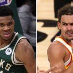 NBA – Giannis réagit au geste polémique de Trae Young… et surprend