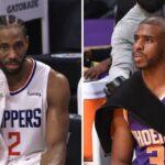 NBA – Kawhi et CP3 dispos pour le Game 3 ? Les dernières infos