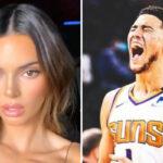 NBA – Le like de Kendall Jenner sur Devin Booker qui en dit long