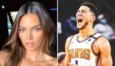 NBA/JO – La photo virale de Kendall Jenner en bikini avec… la médaille d'or de Booker