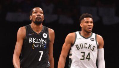 NBA – Kevin Durant se fait humilier au sujet de Giannis