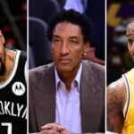 NBA – « Il est rentré à la maison » : la décla polémique de Pippen sur KD et LeBron