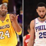 NBA – La vieille prédiction assassine de Kobe pour Ben Simmons