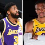 NBA – Westbrook aux Lakers ? Le geste de LeBron et AD qui enflamme les rumeurs !