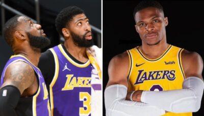 NBA – Avancées dans le dossier Westbrook aux Lakers ? Les dernières infos