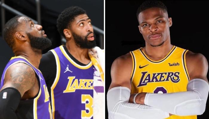 Les superstars NBA des Los Angeles Lakers, LeBron James et Anthony Davis, ont-elles subtilement tenté d'attirer le meneur des Washington Wizards, Russell Westbrook, dans leur franchise avec leur dernier geste sur les réseaux ?