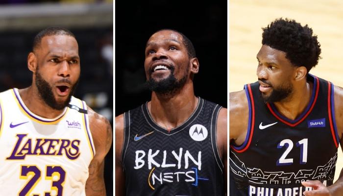 Les superstars NBA, LeBron James, Kevin Durant et Joel Embiid voient leurs équipes respectives que sont les Los Angeles Lakers, les Brooklyn Nets et le Philadelphia 76ers, cibler le même shooteur