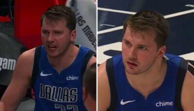 NBA – Pourquoi Luka a passé une soufflante au coach des Mavs
