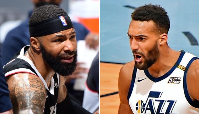 L'ailier NBA des Los Angeles Clippers, Marcus Morris, a adressé un gros tacle à la franchise du Utah Jazz, dans laquelle évolue le pivot français Rudy Gobert