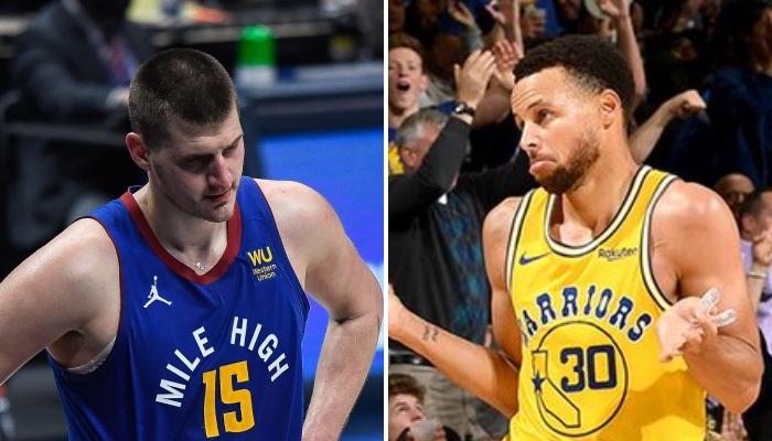 La superstar NBA des Denver Nuggets, Nikola Jokic, vient de réaliser une triste performance en tant que MVP, dernièrement aperçue avec le meneur des Golden State Warriors, Stephen Curry