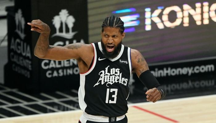 La star NBA des Los Angeles Clippers, Paul George, possède un vieux beef méconnu remontant à 3 ans avec un joueur du Jazz
