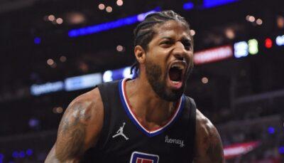 NBA – Paul George aperçu à la sortie d'un restaurant avec une grosse cible des Clippers !