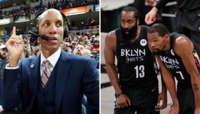 NBA – Reggie Miller se fait incendier après une proposition folle sur KD et Harden !