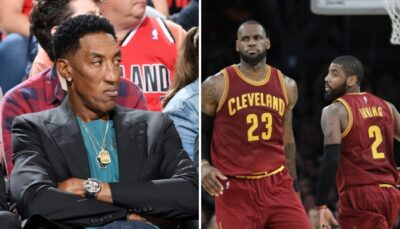 NBA – Les nouvelles déclas douteuses de Scottie Pippen sur LeBron… et Kyrie !