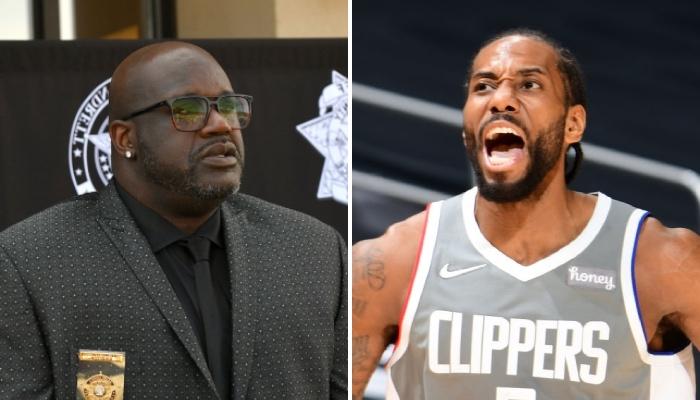 La légende NBA Shaquille O'Neal a nommé dernièrement le joueur le plus important des Los Angeles Clippers selon lui, et a choisi de laisser de côté Kawhi Leonard