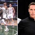 NBA – Giannis a-t-il blessé Kyrie exprès ? Steve Nash répond franco