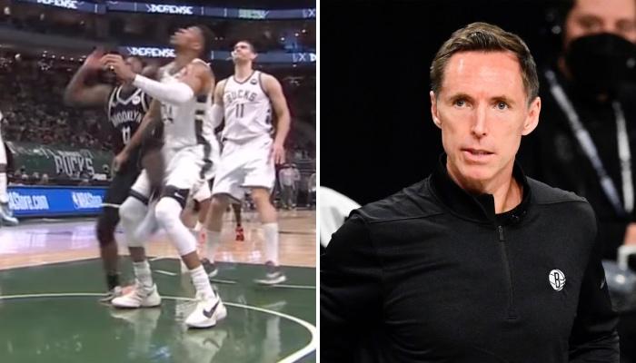 L'entraineur des Brooklyn Nets, Steve Nash, a évoqué avec franchise le geste polémique de Giannis Antetokounmpo, ayant résulté en la blessure de Kyrie Irving