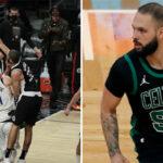 NBA – Batum martyrise Boban et ses 2m25, Fournier réagit !