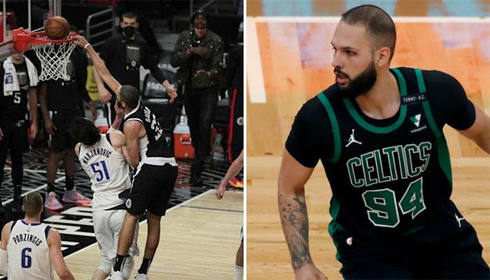 Batum martyrise Boban et ses 2m25, Fournier réagit ! NBA