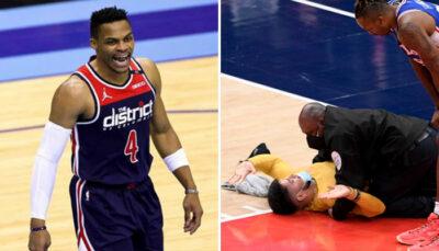 NBA – Westbrook, Beal, Young : les stars réagissent au nouvel incident avec un fan