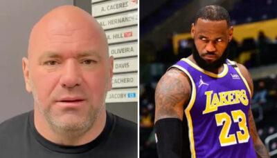 UFC – « Dana White te déteste, il veut te voir mourir dans cette cage »