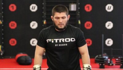 UFC – Khabib Nurmagomedov révèle la chose qu'il ne fait JAMAIS