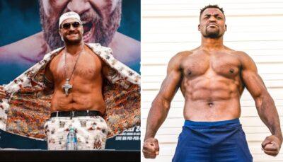 Fight – Trop confiant, Tyson Fury provoque Francis Ngannou !