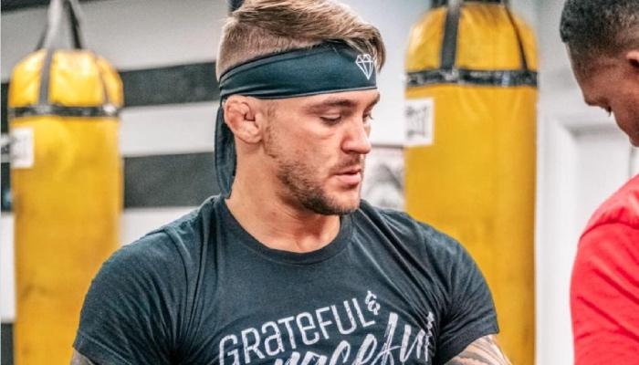 Dustin Poirier est musculairement prêt pour affronter Conor McGregor