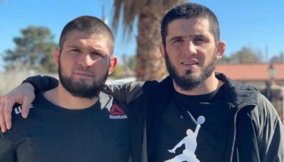 UFC – Khabib révèle son plan pour faire d'Islam Makhachev une superstar !