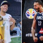 NBA – Axel Toupane champion : Fournier, Gobert, Batum réagissent !