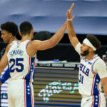 NBA – Curry se positionne cash sur l'avenir de Ben Simmons