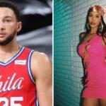 NBA – La petite amie de Ben Simmons poste une photo olé-olé, les internautes le trollent !