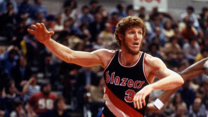 NBA Bill Walton aux Blazers