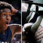 NBA – L'incroyable nouvelle voiture customisée de Bronny James !