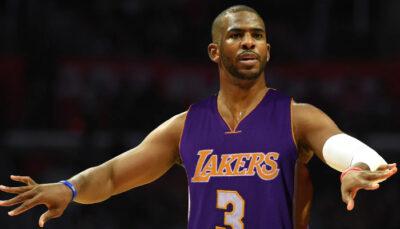 NBA – L'avenir de Chris Paul aux Lakers ? Les scénarios envisageables