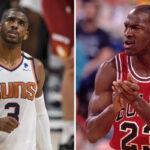 NBA – Pluie de records pour Chris Paul, qui succède à Michael Jordan !
