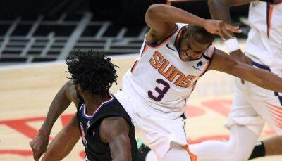 NBA – Les propos outrageux de CP3 contre les Clippers révélés !