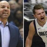 NBA – Jason Kidd révèle ses grands projets avec Luka Doncic