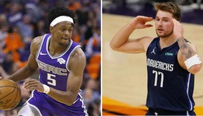 NBA – De'Aaron Fox répond aux encombrantes rumeurs sur Luka