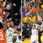 NBA – Le block de LeBron en 2016 effacé des tablettes ? Un Buck dit oui