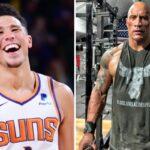 NBA – The Rock fait une grosse promesse… à Devin Booker !