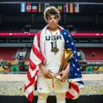 NBA/FIBA – Qui est Kenneth Lofton Jr, le colosse de 125 kilos qui a terrassé la France ?
