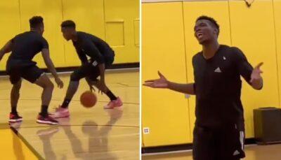 NBA – Paul Pogba interpelle Jimmy Butler et impressionne sur le parquet du Heat !